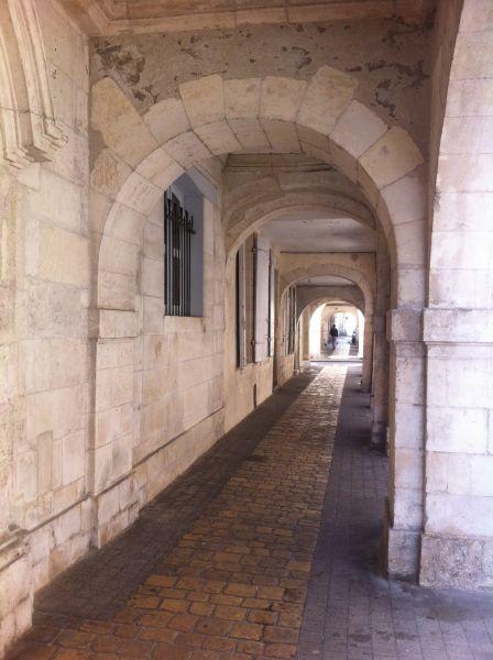 Vue extérieure de la location Location Studio 86329 La Rochelle