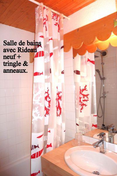 salle de bain Location Appartement 87874 Risoul 1850