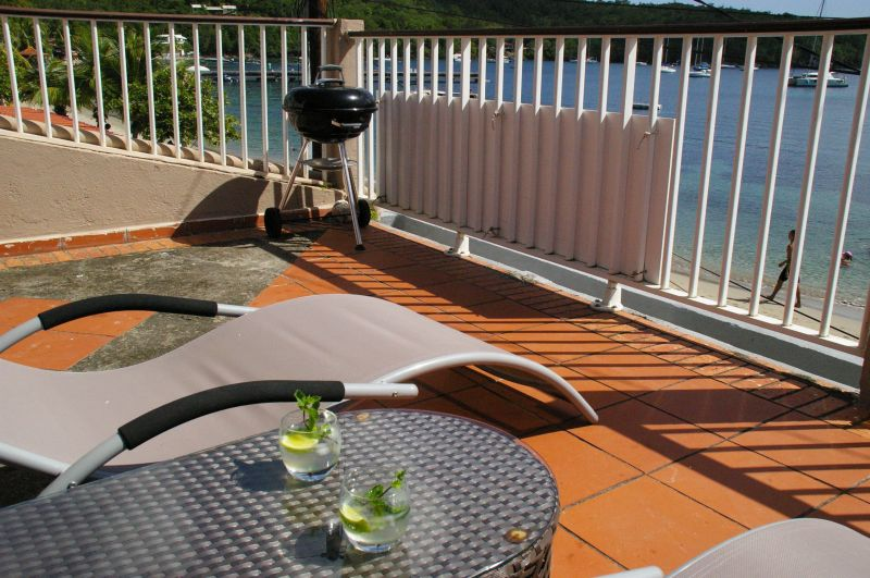 Terrasse Location Appartement 90232 Anses d'Arlet