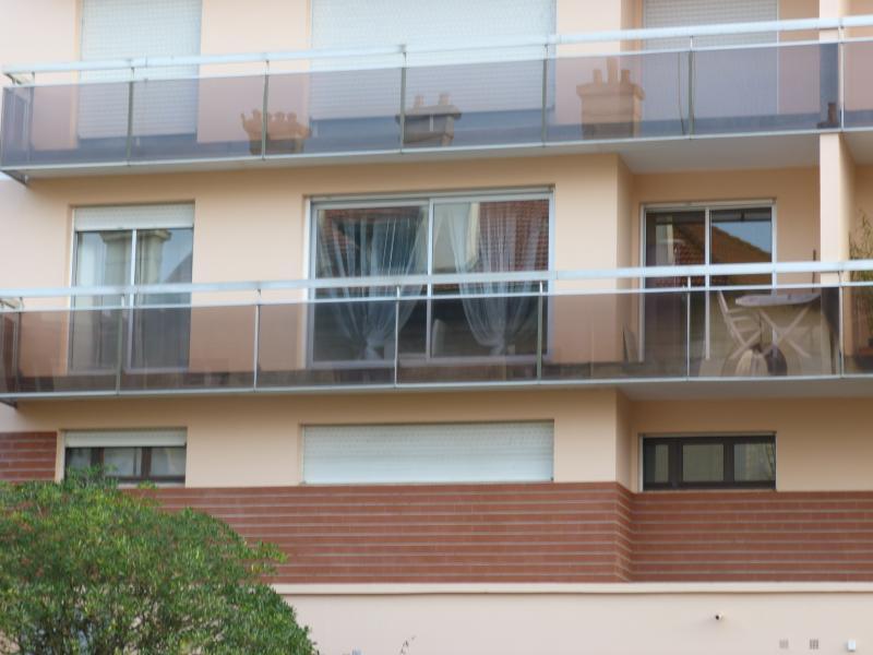 Vue extérieure de la location Location Appartement 92285 Biarritz