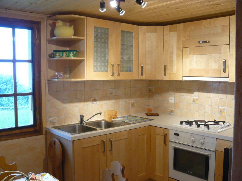 Cuisine indépendante Location Appartement 92987 Evian les Bains