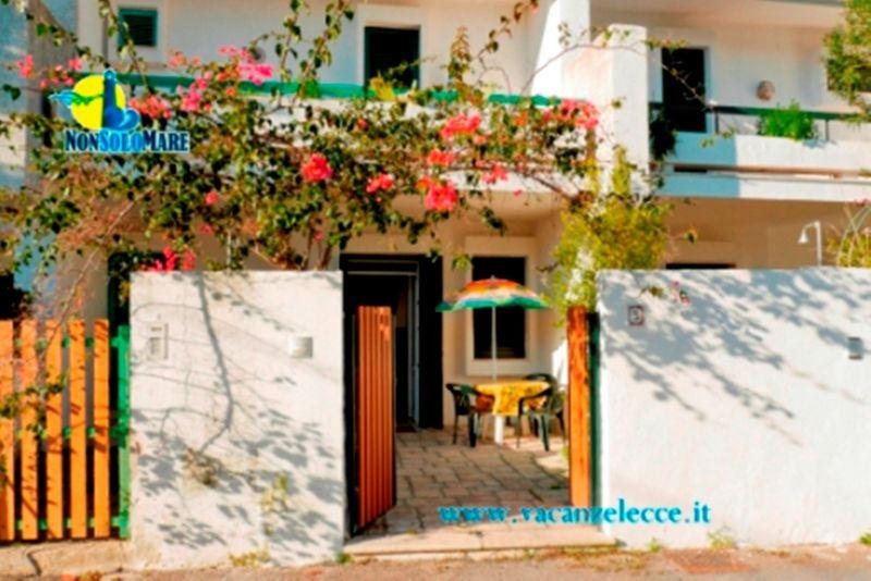 Vue extérieure de la location Location Appartement 95624 Gallipoli