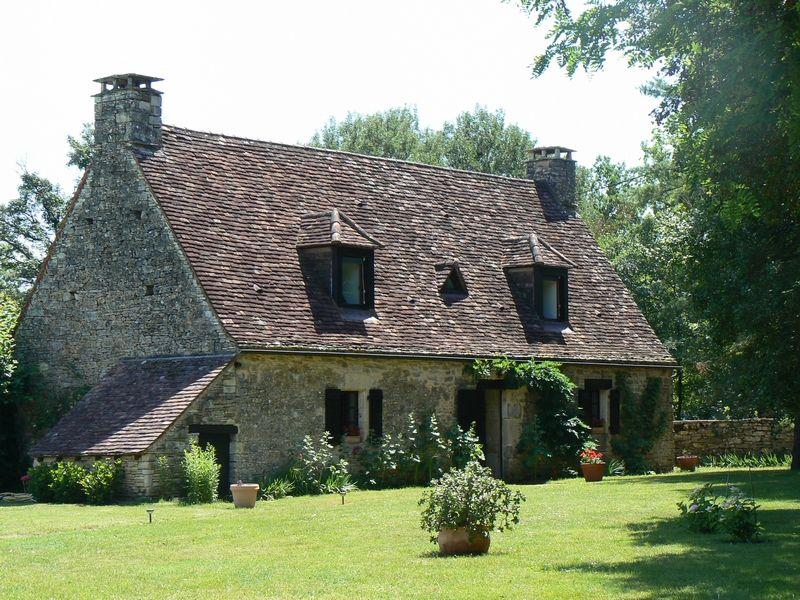 Vue extérieure de la location Location Maison 95956 Sarlat
