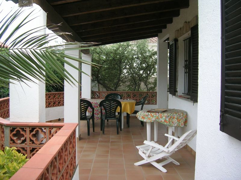 Vue de la terrasse Location Villa 96172 L'escala