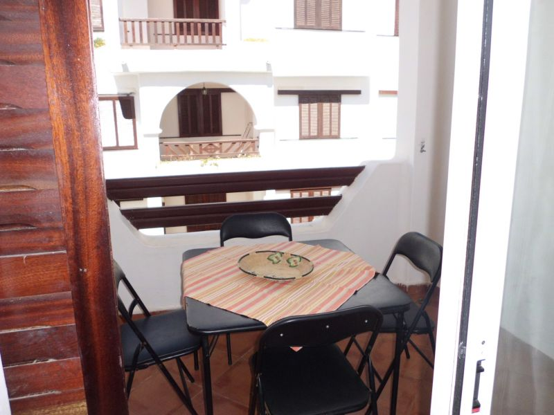 Vue du balcon Location Appartement 96218 Cabo Negro