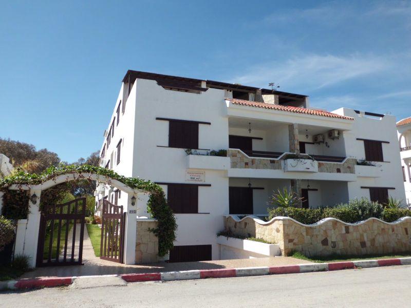 Vue extérieure de la location Location Appartement 96218 Cabo Negro