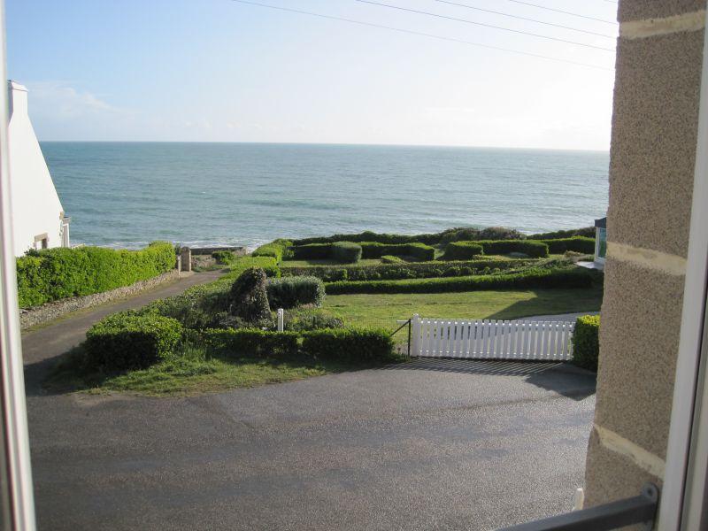 Vue depuis la location Location Maison 98043 Plozevet