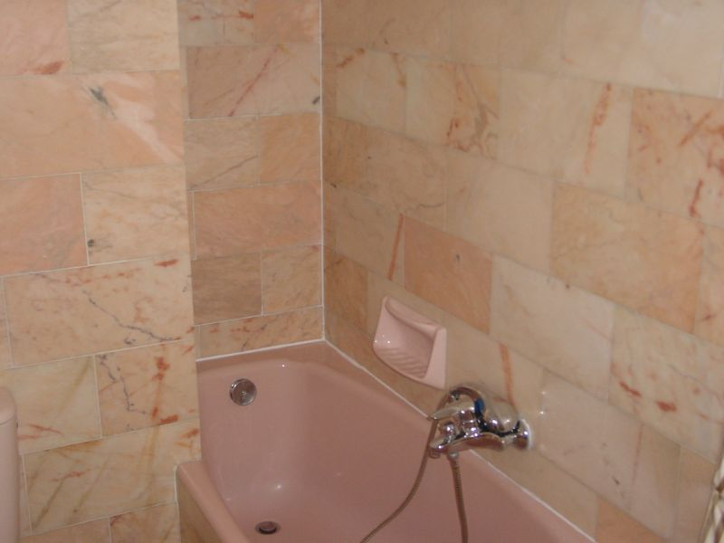 salle de bain Location Studio 98215 Antibes
