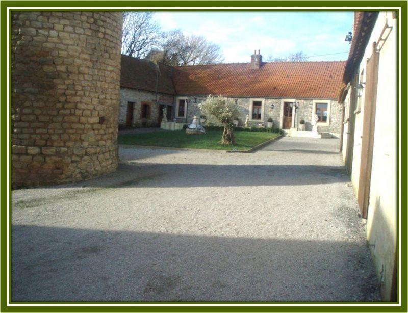 Cour Location Gite 99594 Wimereux