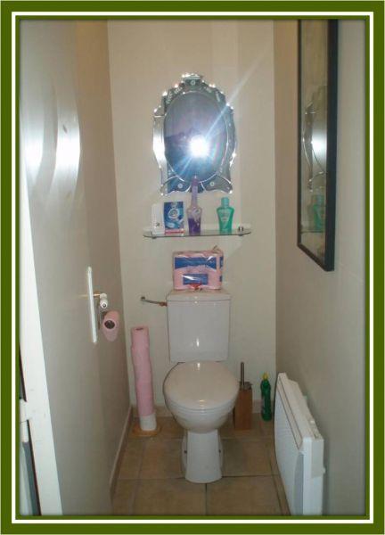 WC séparé Location Gite 99594 Wimereux