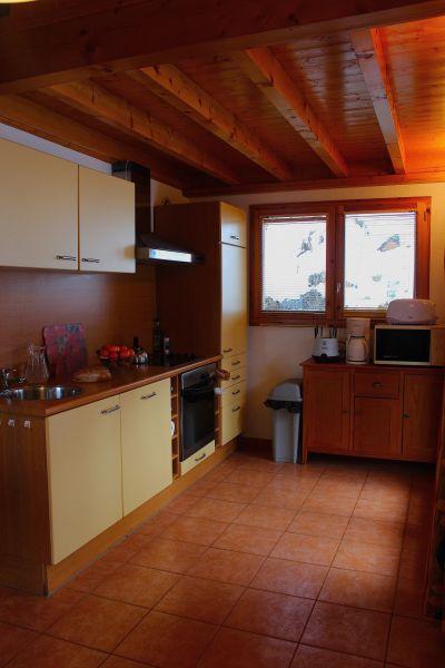 Coin cuisine Location Chalet 100938 Alpe d'Huez