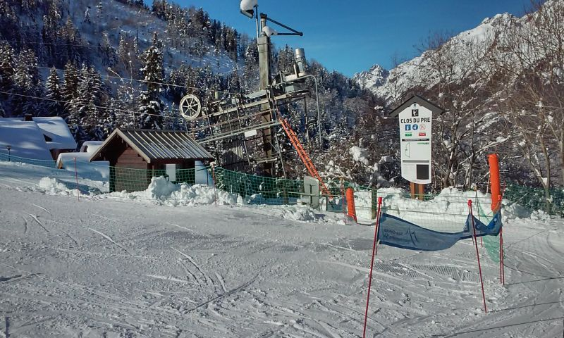 Vue à proximité Location Chalet 100938 Alpe d'Huez