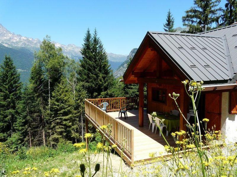 Terrasse Location Chalet 100938 Alpe d'Huez