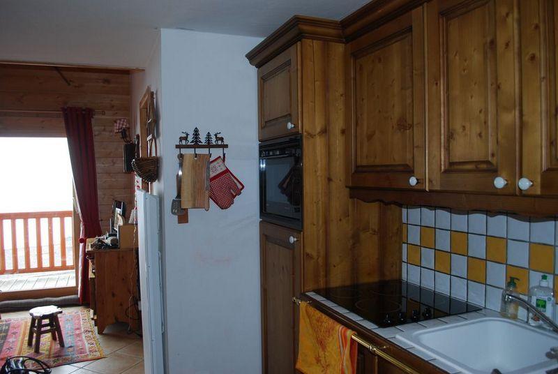 Cuisine américaine Location Appartement 101056 Les Arcs