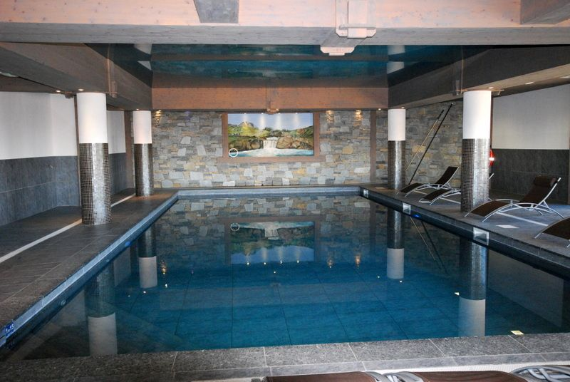 Piscine Location Appartement 101056 Les Arcs