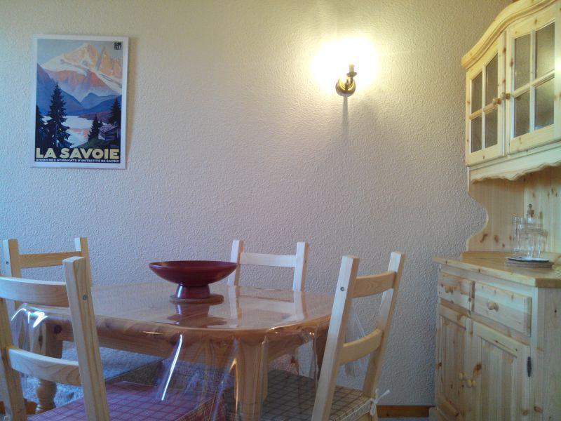 Salle à manger Location Studio 101645 La Plagne