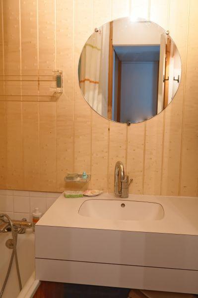 salle de bain Location Studio 101645 La Plagne