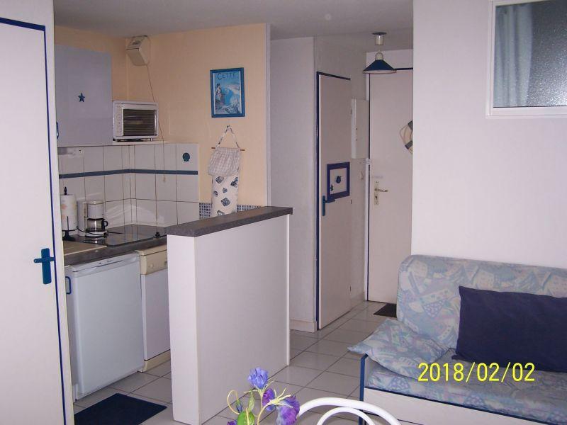 Cuisine américaine Location Appartement 103647 Sete