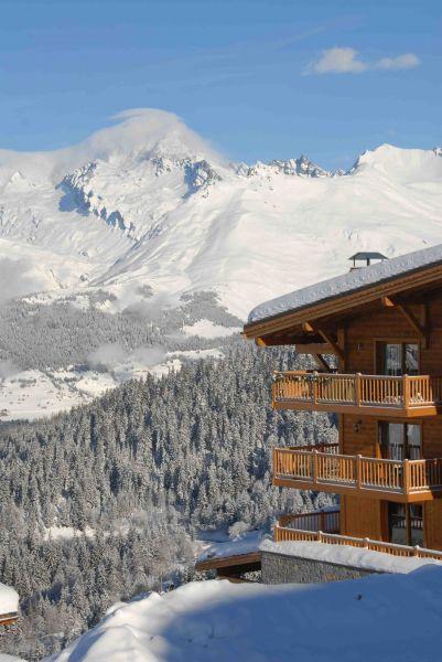 Vue extérieure de la location Location Appartement 106746 Les Arcs
