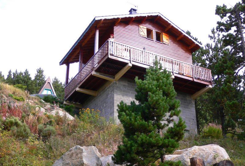 Vue extérieure de la location Location Chalet 106862 Les Angles