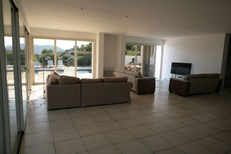 Salon Location Villa 107673 Calvi
