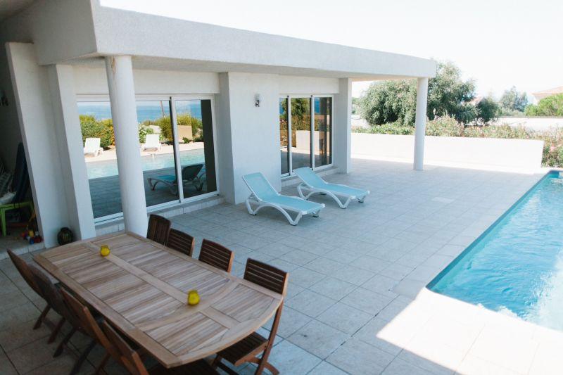Terrasse 1 Location Villa 107673 Calvi