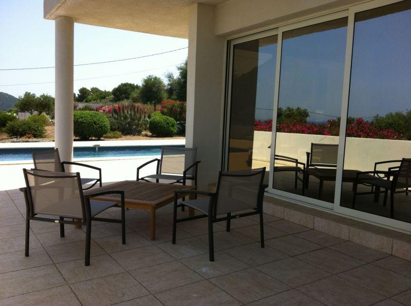 Terrasse 2 Location Villa 107673 Calvi