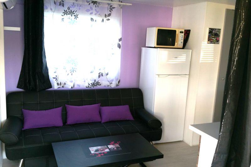 Salon Location Mobil-home 107943 Fréjus