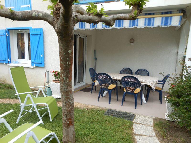 Terrasse Location Appartement 107947 Capbreton