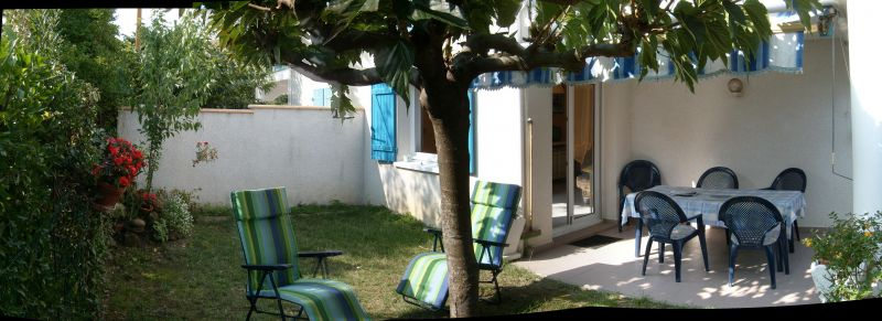 Jardin Location Appartement 107947 Capbreton