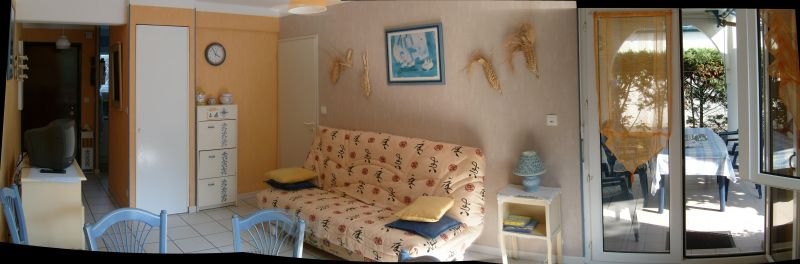 Salle à manger Location Appartement 107947 Capbreton