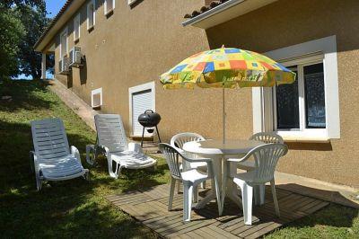 Jardin Location Appartement 108065 Ajaccio