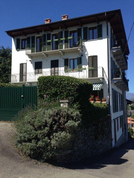 Vue extérieure de la location Location Appartement 108523 Stresa