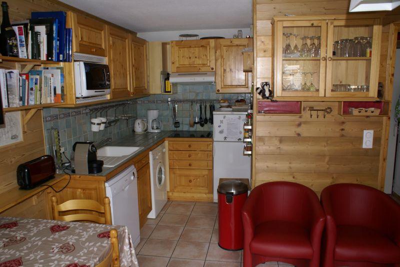 Cuisine américaine Location Appartement 109101 Serre Chevalier