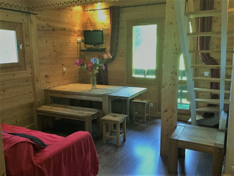 Séjour Location Appartement 111792 Valmorel
