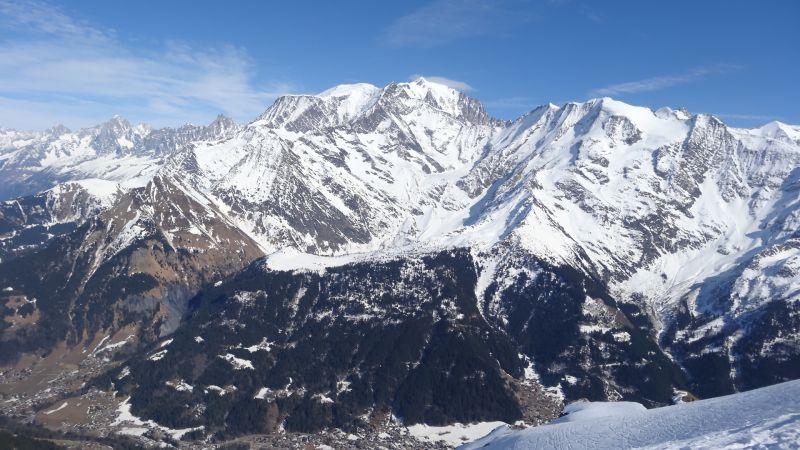 Vue autre Location Appartement 111843 Saint Gervais Mont-Blanc