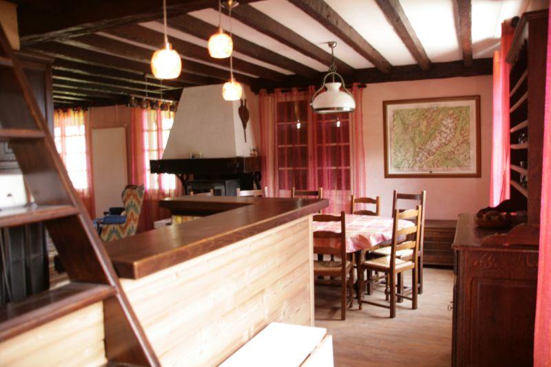 Salle à manger Location Appartement 111843 Saint Gervais Mont-Blanc