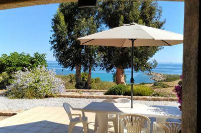 Terrasse Location Villa 112070 Corbara