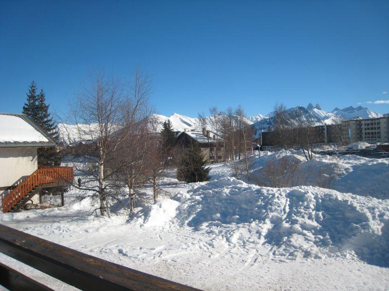 Vue de la terrasse Location Chalet 112290 La Toussuire