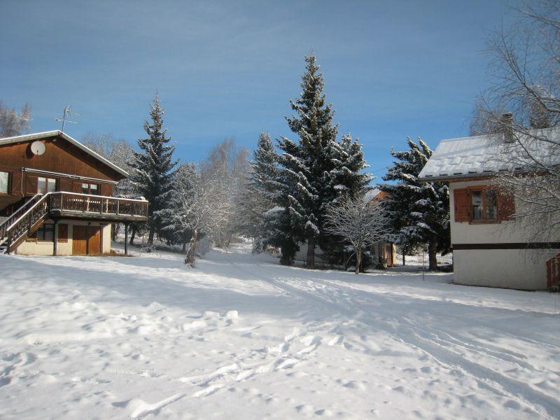 Vue à proximité Location Chalet 112290 La Toussuire