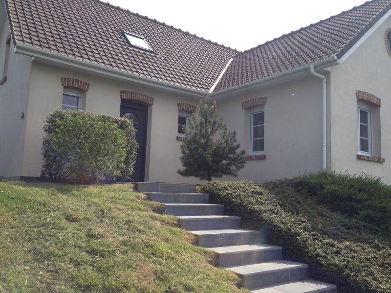 Vue extérieure de la location Location Villa 112454 Etaples