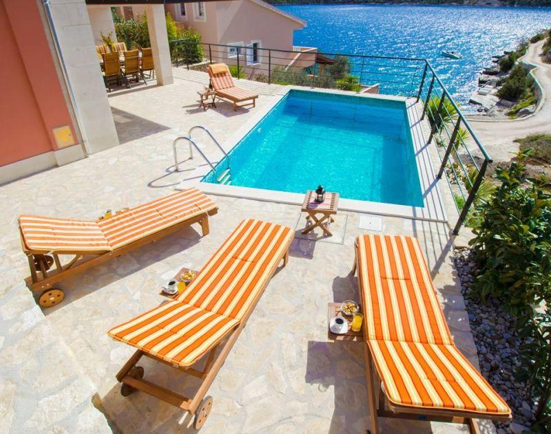 Piscine Location Maison 112566 Trogir