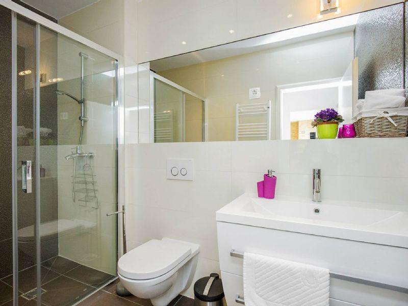 salle de bain 1 Location Maison 112566 Trogir