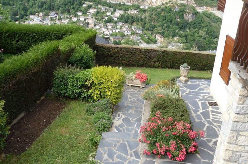 Jardin Location Appartement 113013 Ax Les Thermes