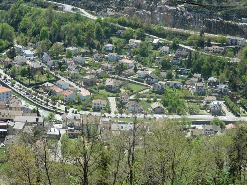 Vue à proximité Location Appartement 113013 Ax Les Thermes