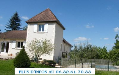 Vue extérieure de la location Location Gite 113617 Brive-la-Gaillarde