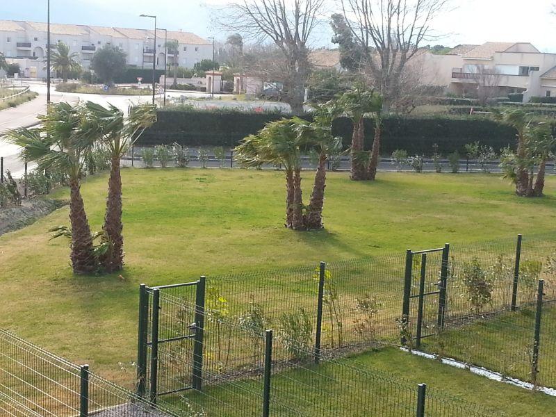 Jardin Location Appartement 114305 Saint Cyprien Plage