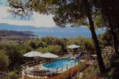 Location Villa 115547 Cargèse