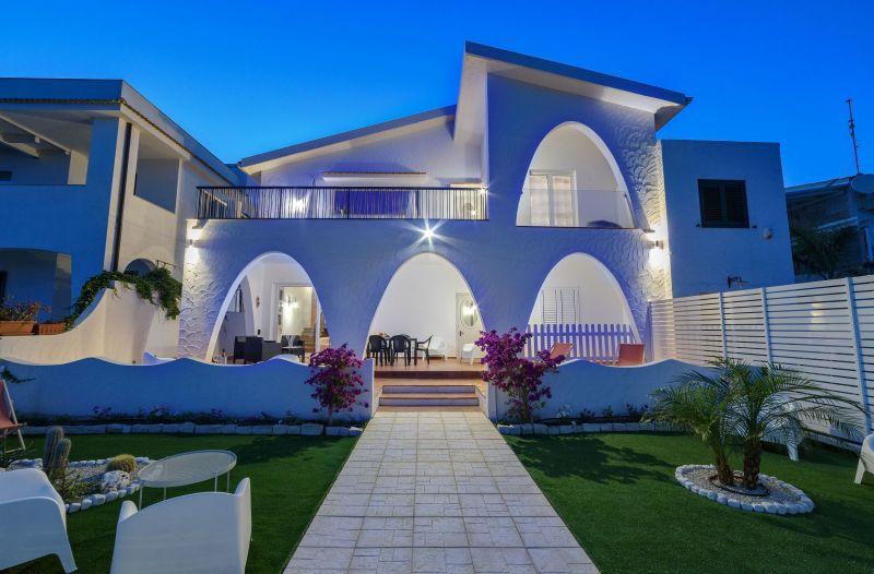 Entrée Location Villa 116102 Marina di Ragusa