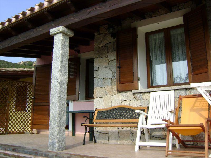 Vue extérieure de la location Location Villa 116186 Villasimius